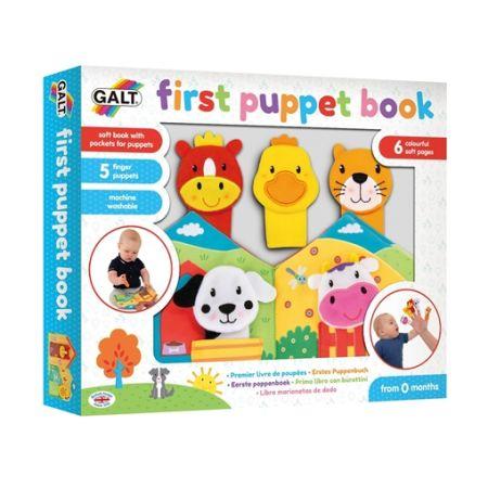 Мојата прва книга со куклички