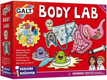 Лабораторија за човековото тело