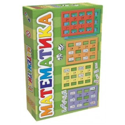 Математика (дидактичка игра)